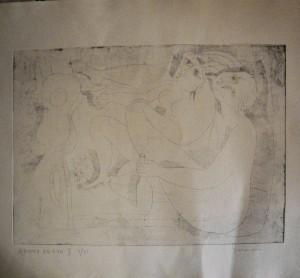 Guido Sgaravatti – Adamo ed Eva