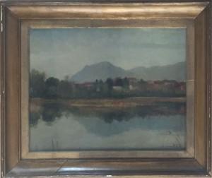 Umberto Montini – Paesaggio