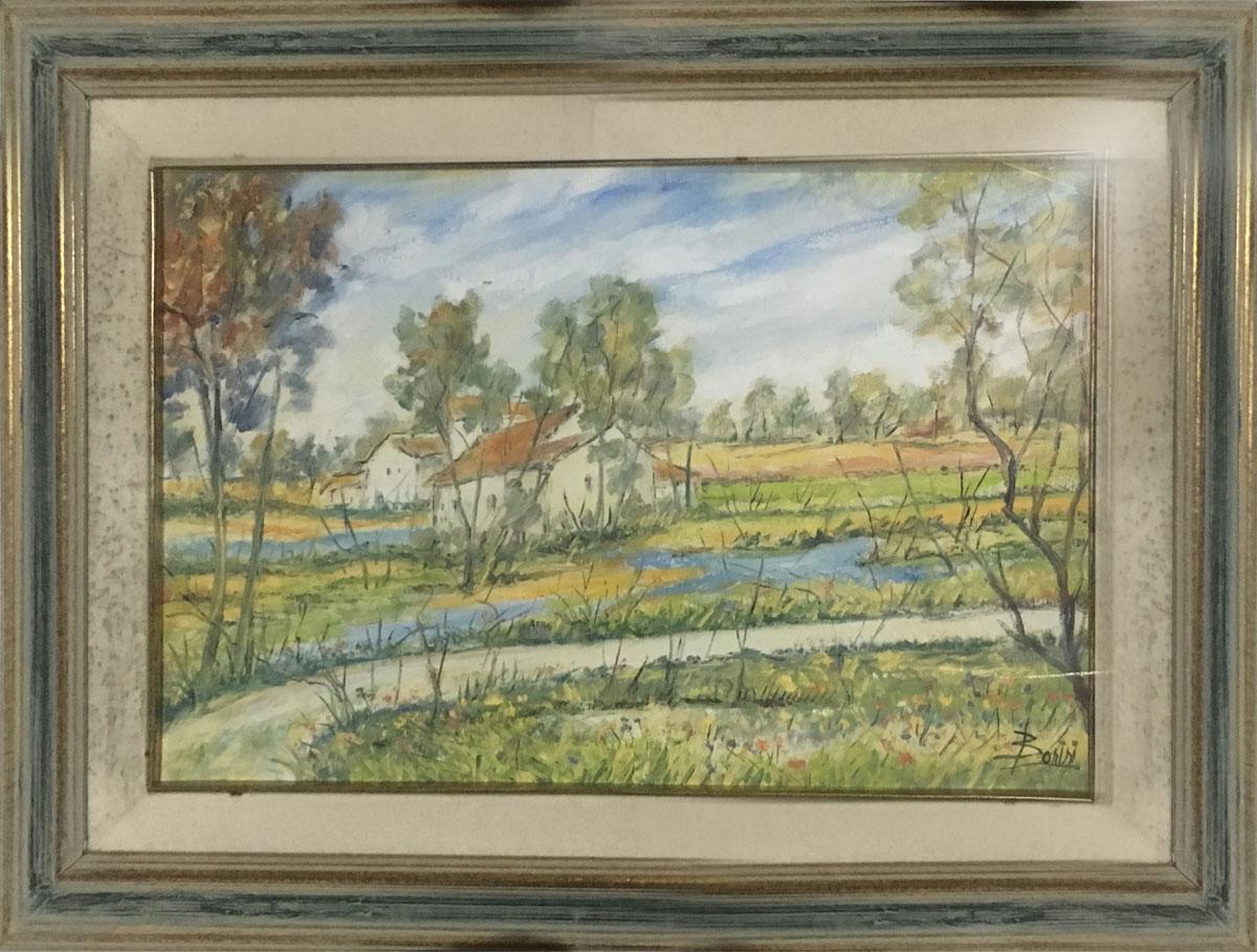 Luigi Bonini – Paesaggio