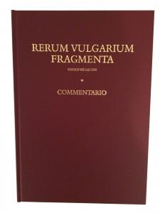 Rerum Vulgarium Fragmenta – Editrice Antenore