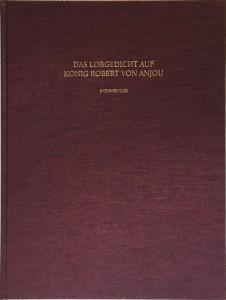 Das lobgedicht auf könig – Robert von Anjou