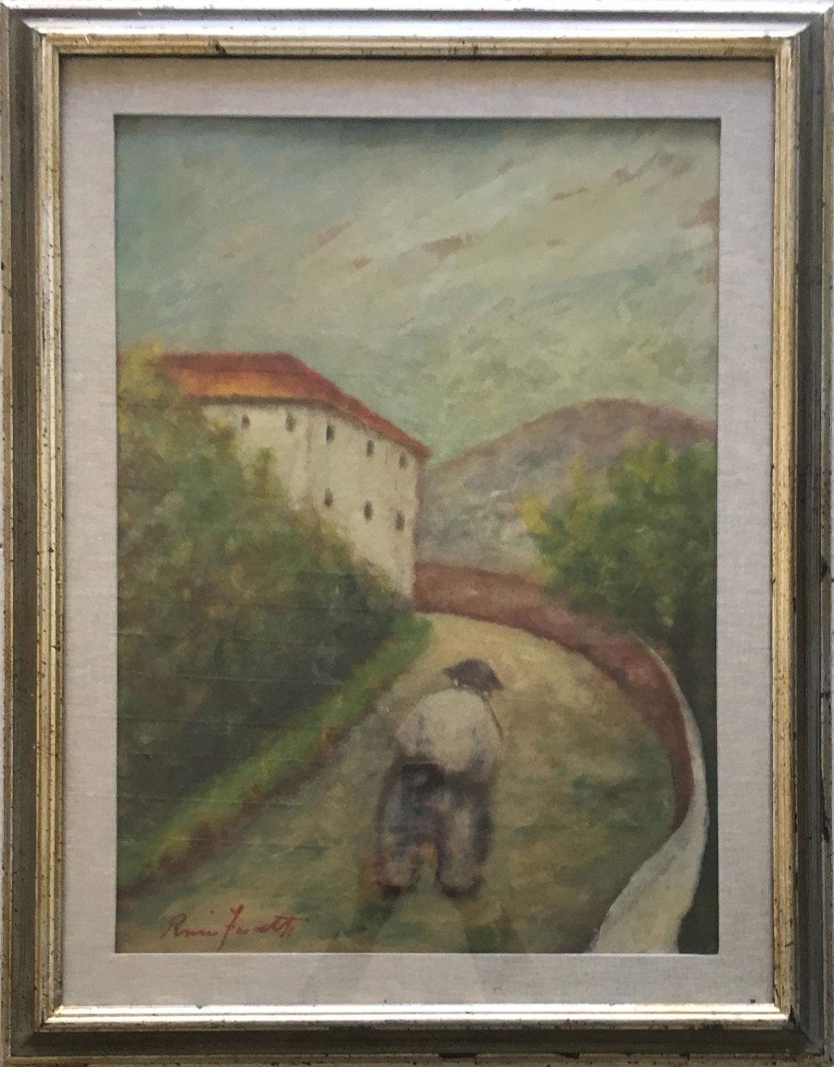 Giuseppe Fraschetti – Senza titolo