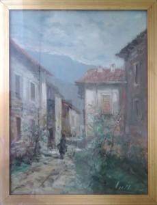 Pietro Lietti – Paesaggio