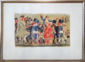 Franz Borghese – Il banchetto