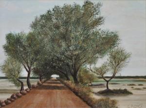 Claudia Caudai – Paesaggio