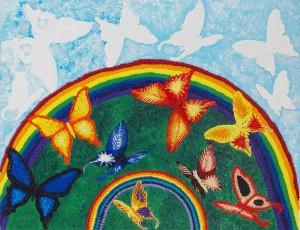 Violeta Strimbeanu – Il tocco dell'arcobaleno
