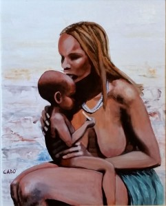 Claudia Caudai – Maternità