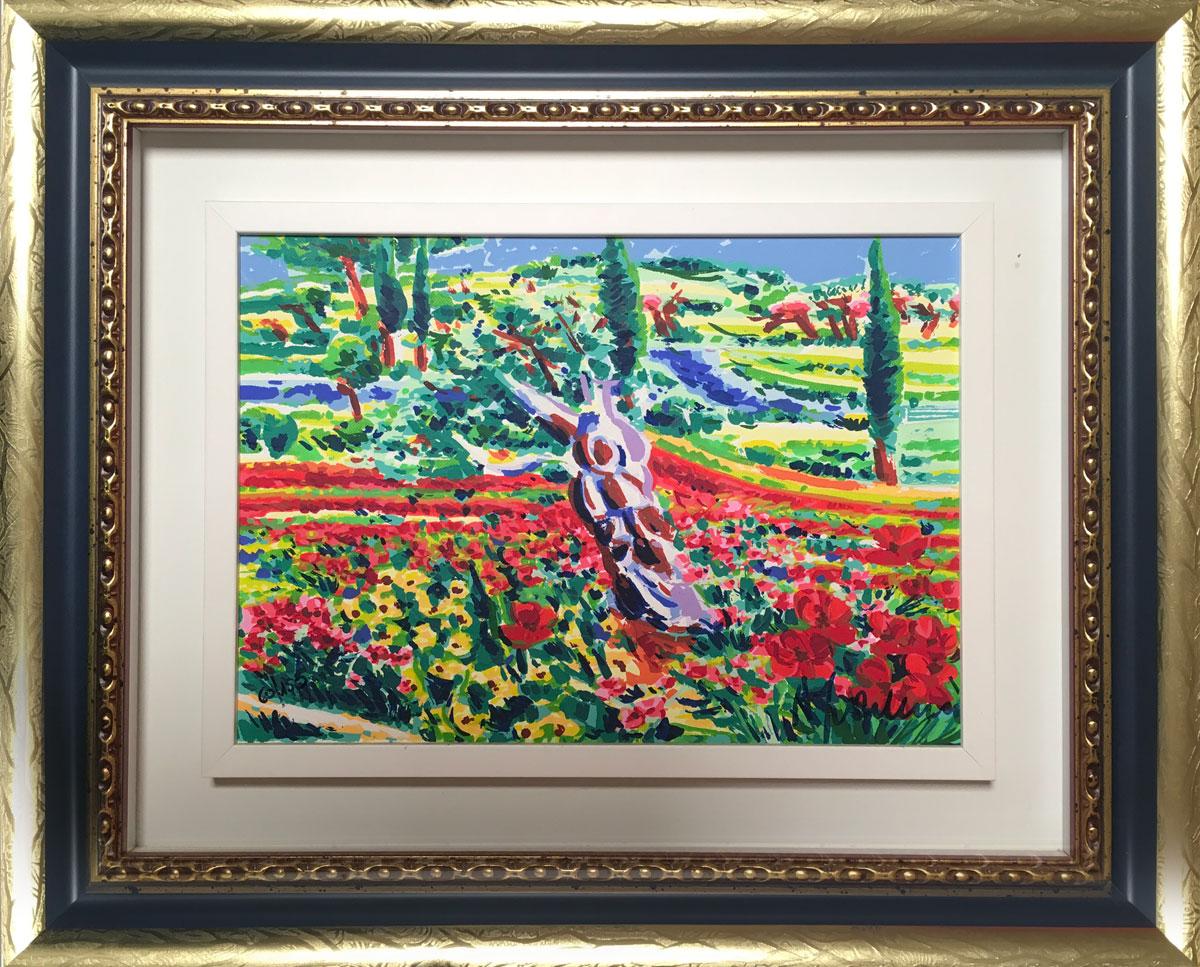 Athos Faccincani – Luce sole alto e colori
