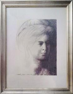 Emilio Greco – Volto