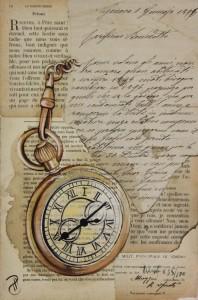 Alessandra Pagliuca – Relativity (Time)
