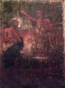 Battesimo di Gesù Cristo – Anonimo