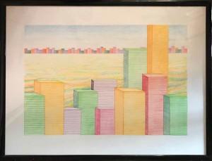Giuseppe Fortunato – I grattacieli