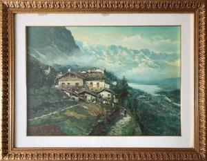Pietro Virgilio Lietti – Paesaggio comasco