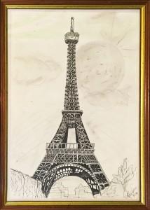 Rosa Petrosino – Tour Eiffel