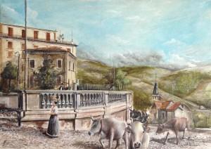 Enrico Alessandri – Inizio '900 Fiuggi