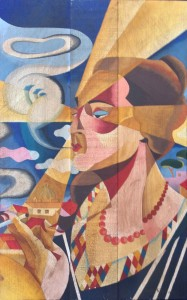 Pippo Rizzo – Donna che fuma