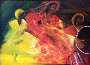 Silvio La Maida – Baile de tambor