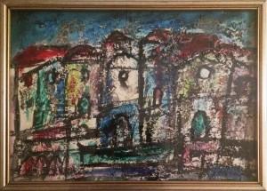 Romano Battaglia – Notturno in Versilia