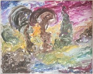 Renato Ravinetti – Gli alberi 2