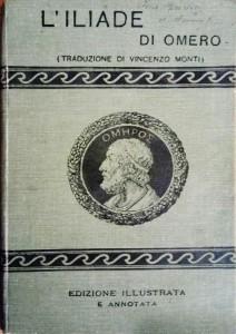 Iliade – Edizione Illustratata e Annotata