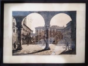 Ettore Fagiuoli – Piazza dei Signori