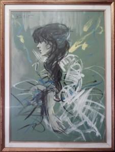 Angelo Turin – Figura di Donna