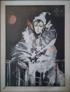 Angelo Turin – Pierrot