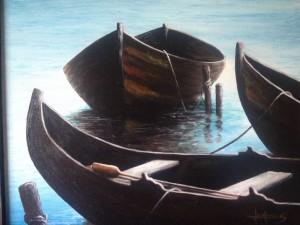 Silvio La Maida – Piccole barche