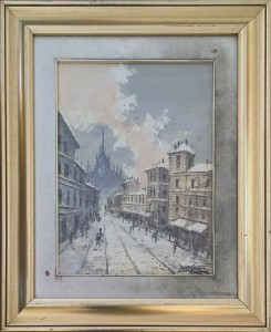 Luciano Lutring – Milano Corso Vittorio Emanuele