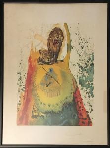 Salvador Dali' – Senza Titolo