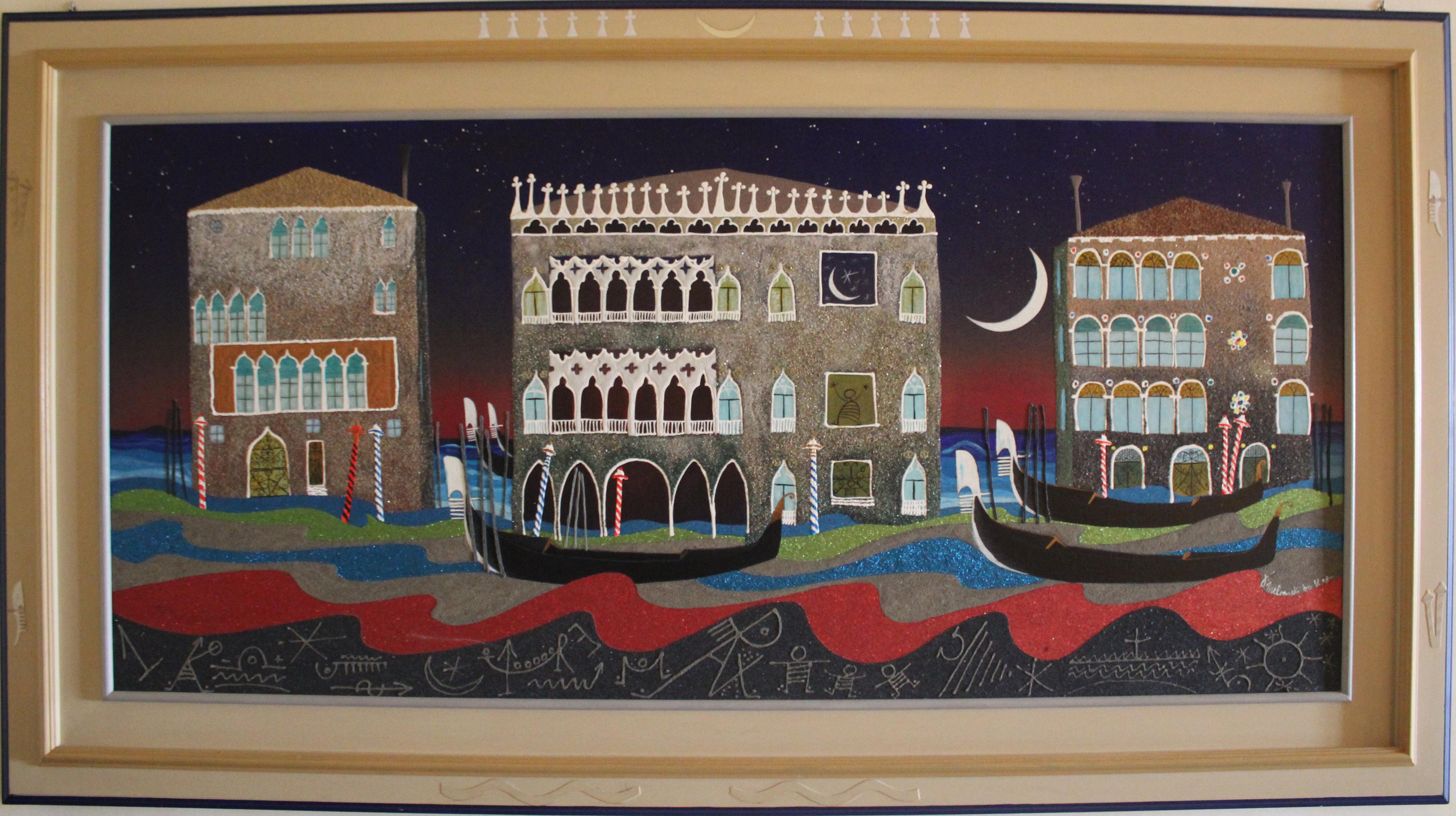Meloniski da Villacidro – Venezia 1998