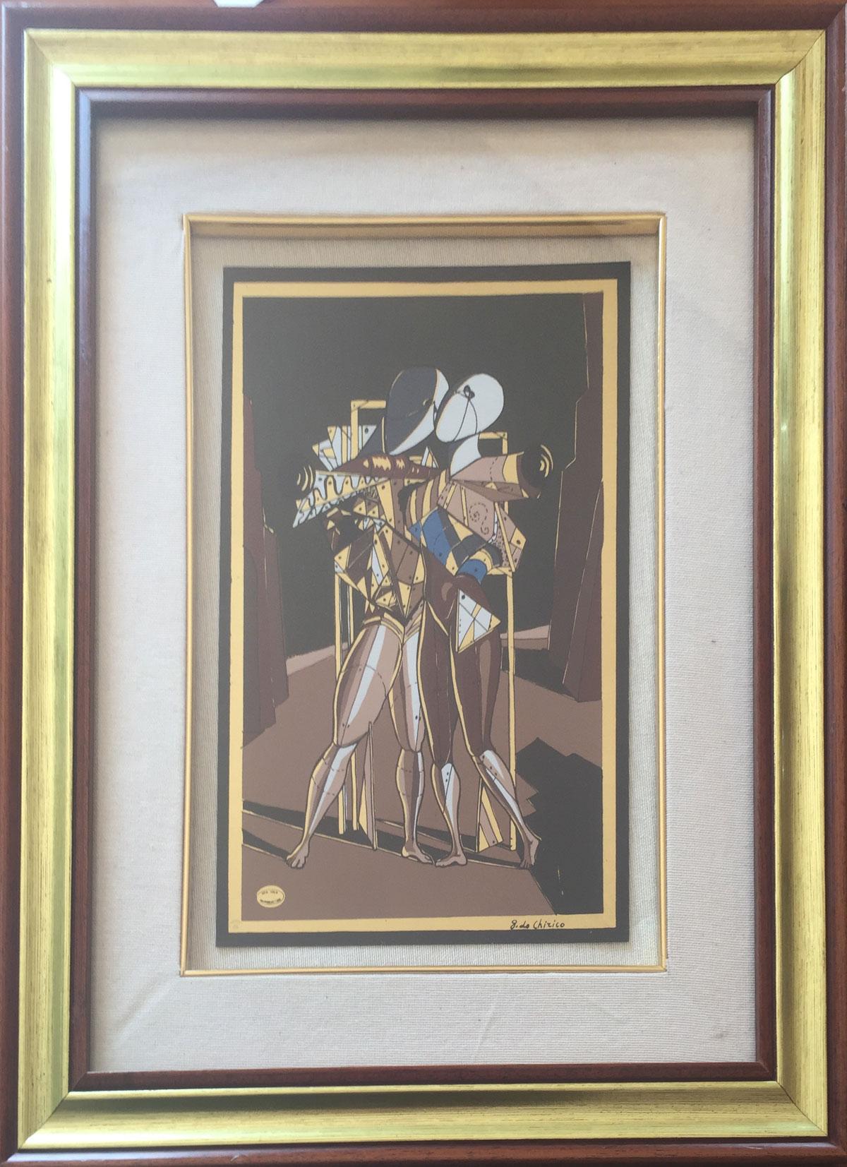 Giorgio De Chirico – Protagonisti Nell'Arte