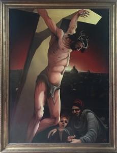 Alessandro Romano – Il Cristo dei poveri