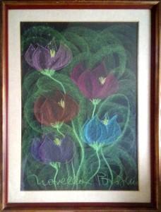 Novella Parigini – Fiori