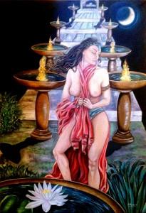 Simona Ferrara – Rito di purificazione