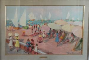 Antonio D'arliano – Donne in Spiaggia