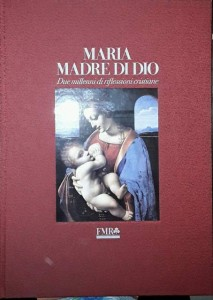 Maria Madre di Dio – FMR ART'E'