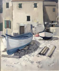 Francesco Siclari – Angolo di Spiaggia – Varigotti