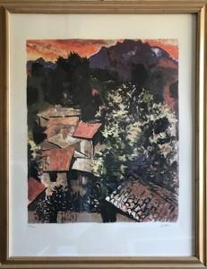 Renato Guttuso – Senza Titolo