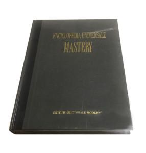 Enciclopedia Universale Mastery – Istituto Moderno Editoriale