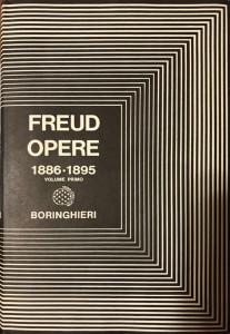 Collezione di volumi Sigmund Freud – Boringhieri