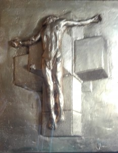 Salvador Dalì – Crocifissione