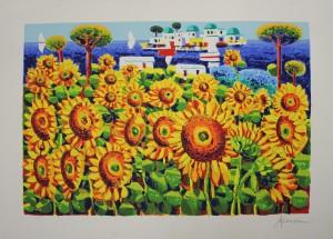 Athos Faccincani – Sole Alto e Isola dei Sogni
