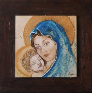 Marisa Boglia – Madonna con Bambino