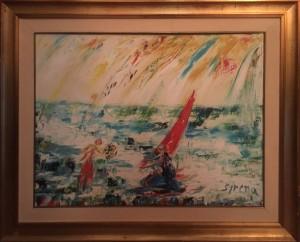 Sirena Antonia Mastrocristino – La Barca Rossa