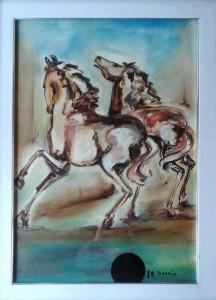 Angelo Di Santo – Cavalli