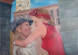 Paola Politano – L'abbraccio