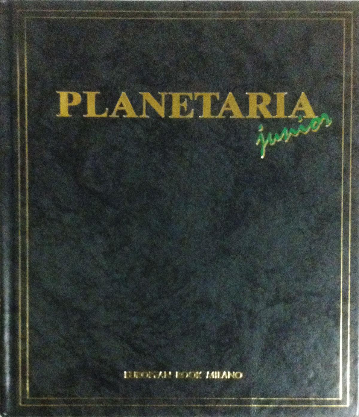 Enciclopedia Planetaria – European Book Milano
