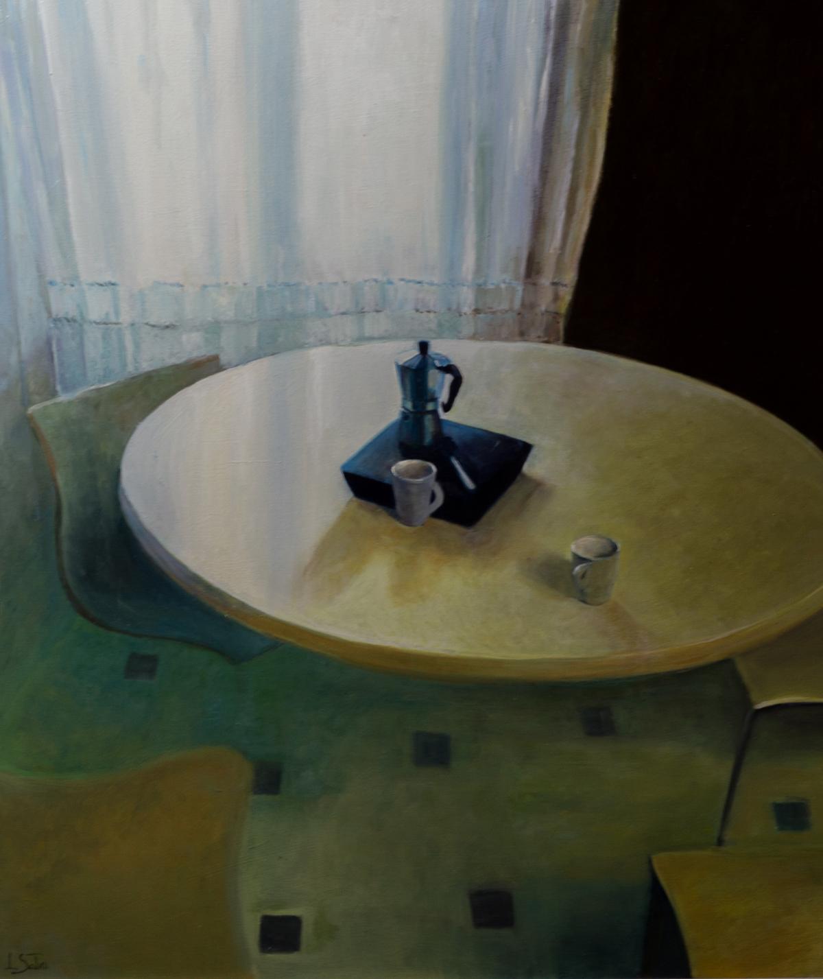 Luigina Sestini – Caffè al Tavolo