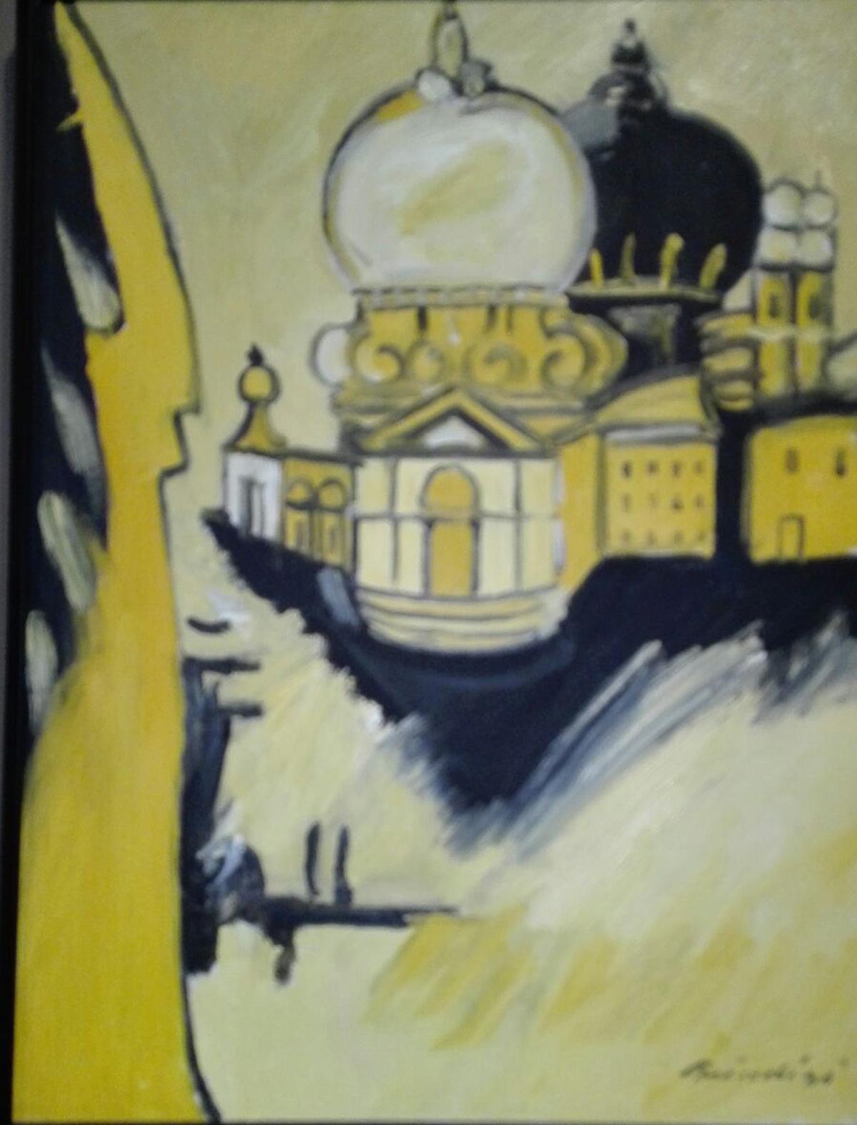 Remo Brindisi – Senza Titolo